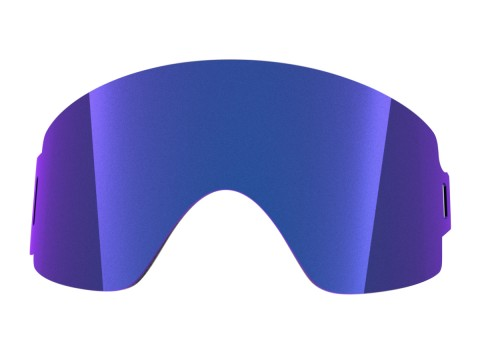 BLUE MCI LENS FOR SHIFT SNOW GOGGLE