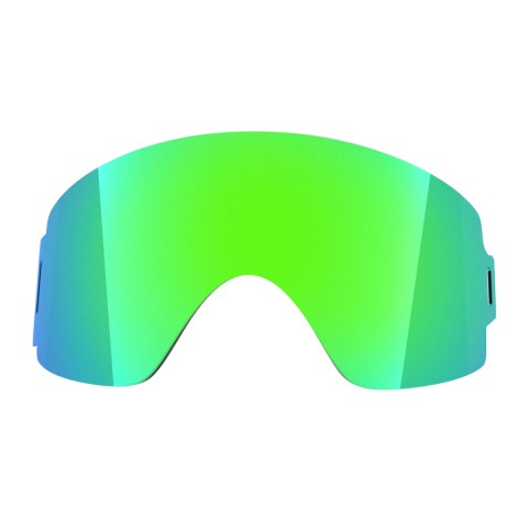 Green mci lens for  Shift goggle