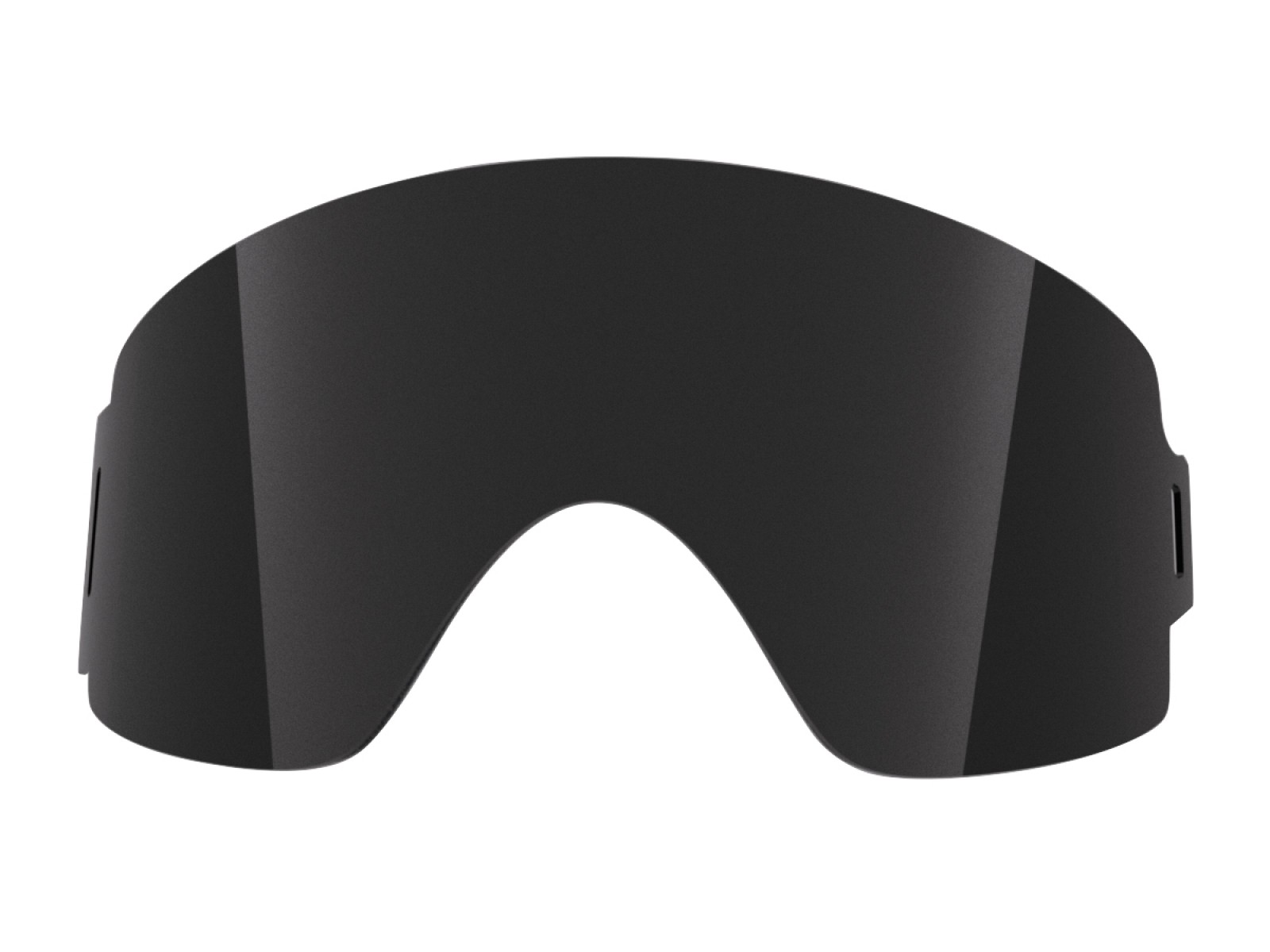 Dark smoke lens for Lente per Shift goggle