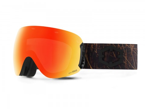 OPEN NEST RED MCI GOGGLE