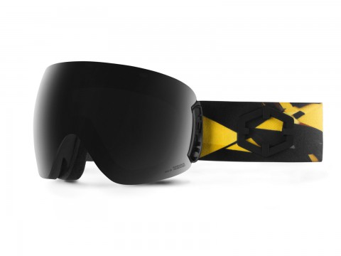 OPEN GOLD VEIN SMOKE GOGGLE