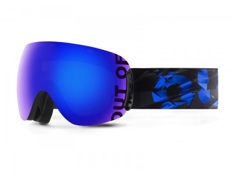 OPEN ABYSS BLUE MCI LS GOGGLE