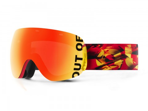 OPEN MAGMA RED MCI LS GOGGLE