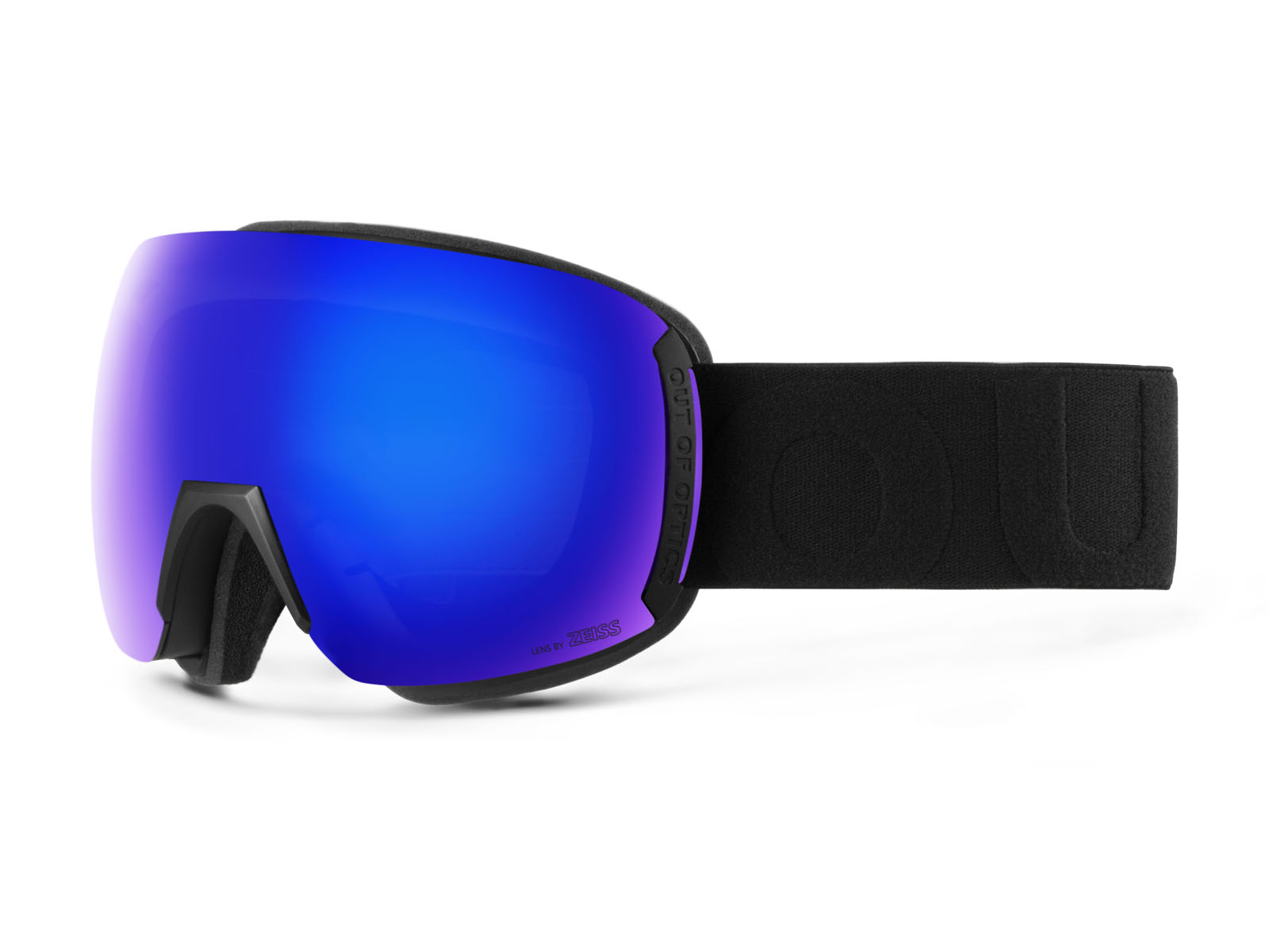 EARTH BLACK BLUE MCI GOGGLE