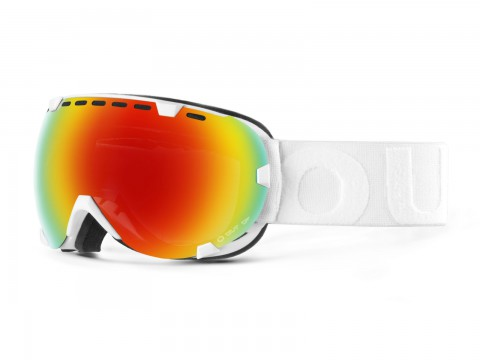 EYES WHITE FIRE MCI GOGGLE