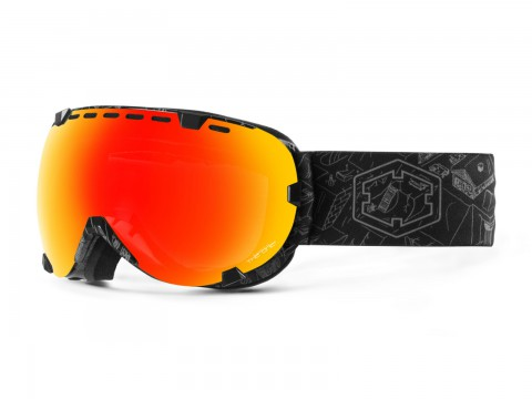 EYES NIGHT SESSION THE ONE FUOCO GOGGLE