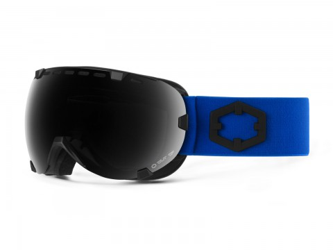 EYES BLUE SMOKE GOGGLE