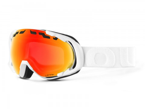 EDGE WHITE THE ONE FUOCO GOGGLE