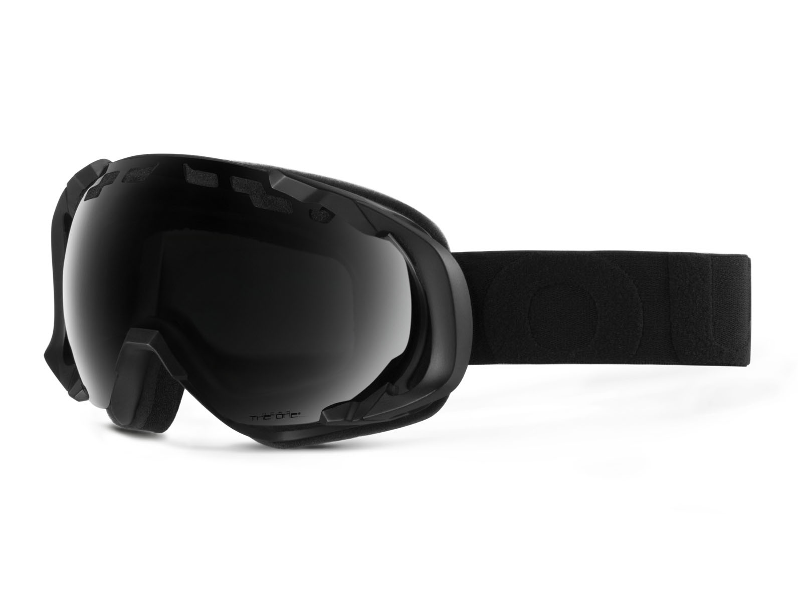 EDGE BLACK THE ONE NERO GOGGLE