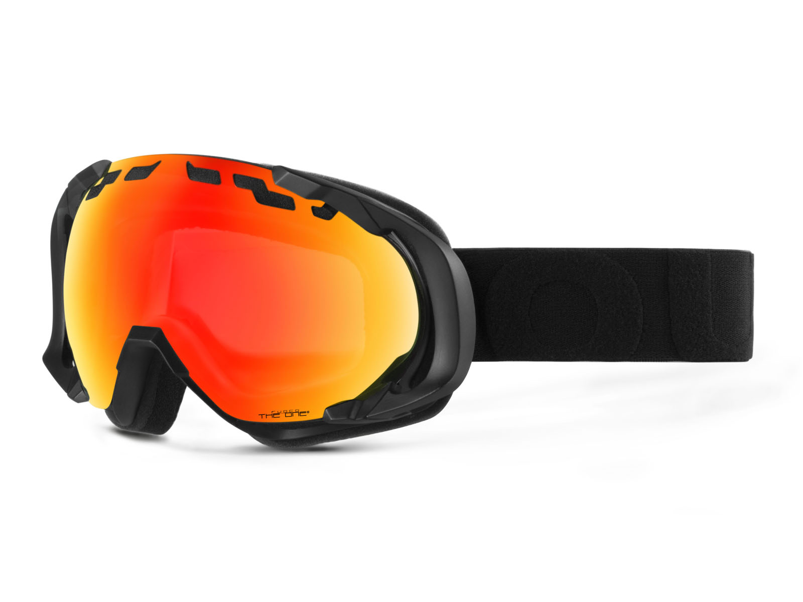 EDGE BLACK THE ONE FUOCO GOGGLE