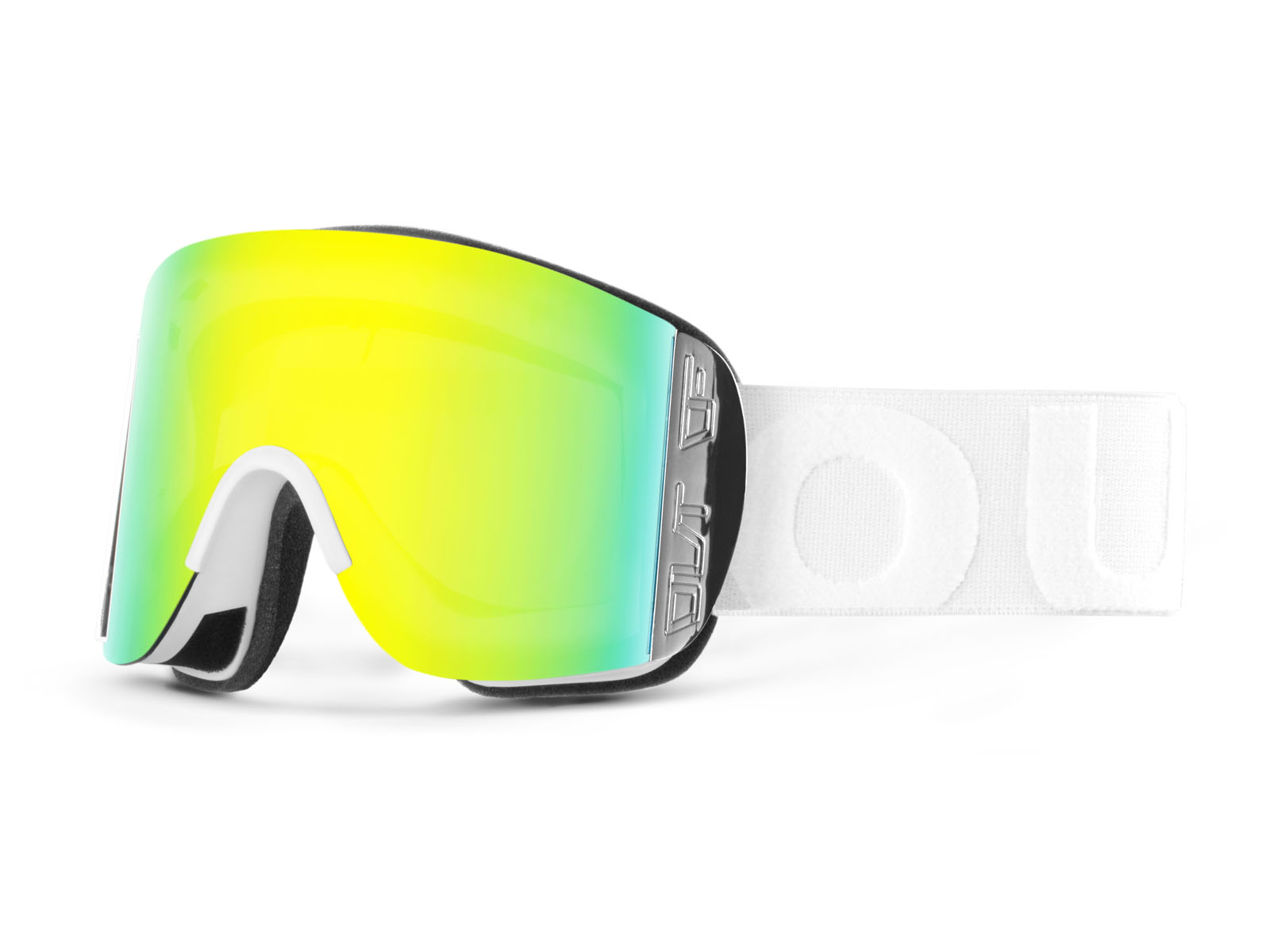 DOC WHITE GOLD MCI GOGGLE
