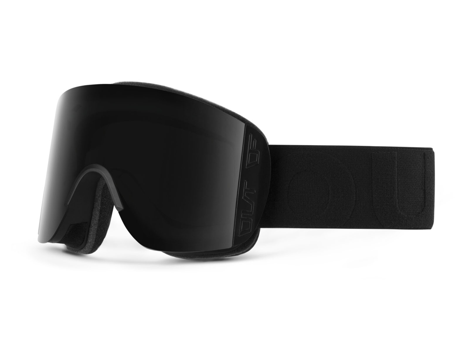 DOC BLACK SMOKE GOGGLE