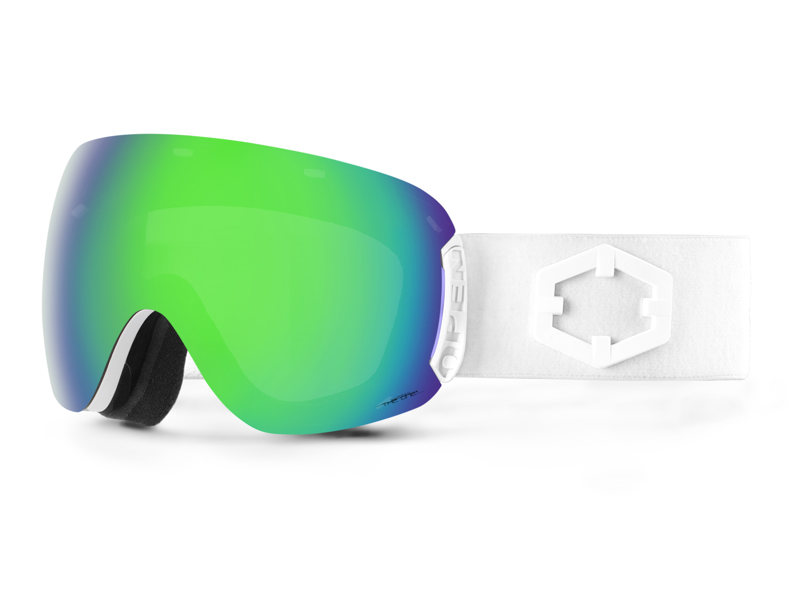 OPEN WHITE THE ONE QUARZO GOGGLE