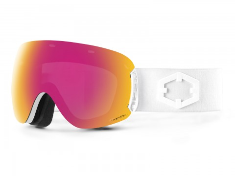 OPEN WHITE THE ONE LOTO GOGGLE