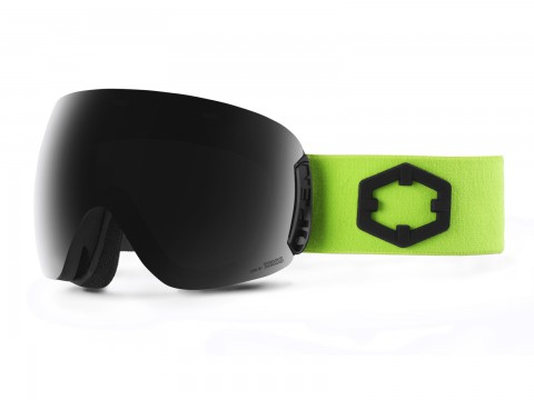 OPEN GREEN SMOKE GOGGLE