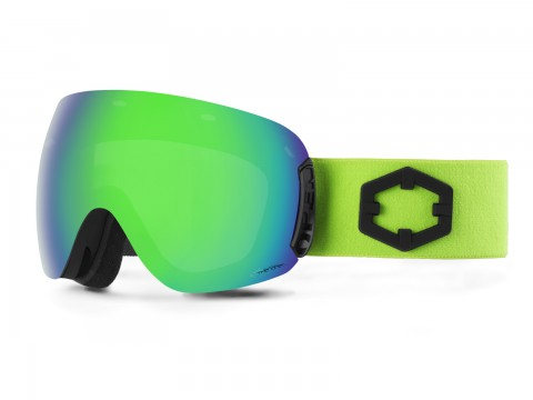 OPEN GREEN THE ONE QUARZO GOGGLE