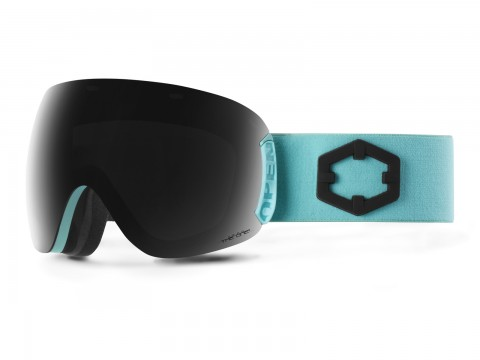 OPEN TURQUOISE THE ONE NERO GOGGLE