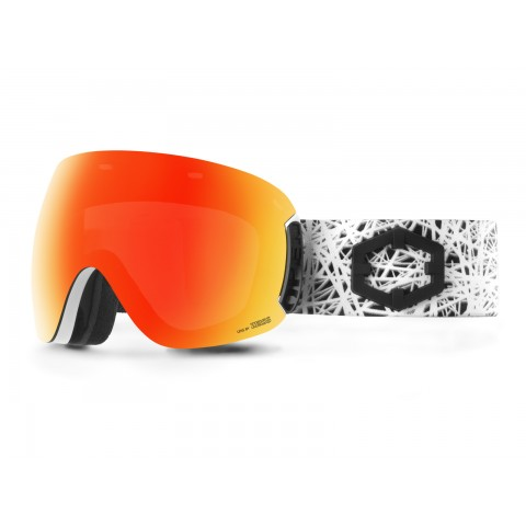 OPEN WEB RED MCI GOGGLE