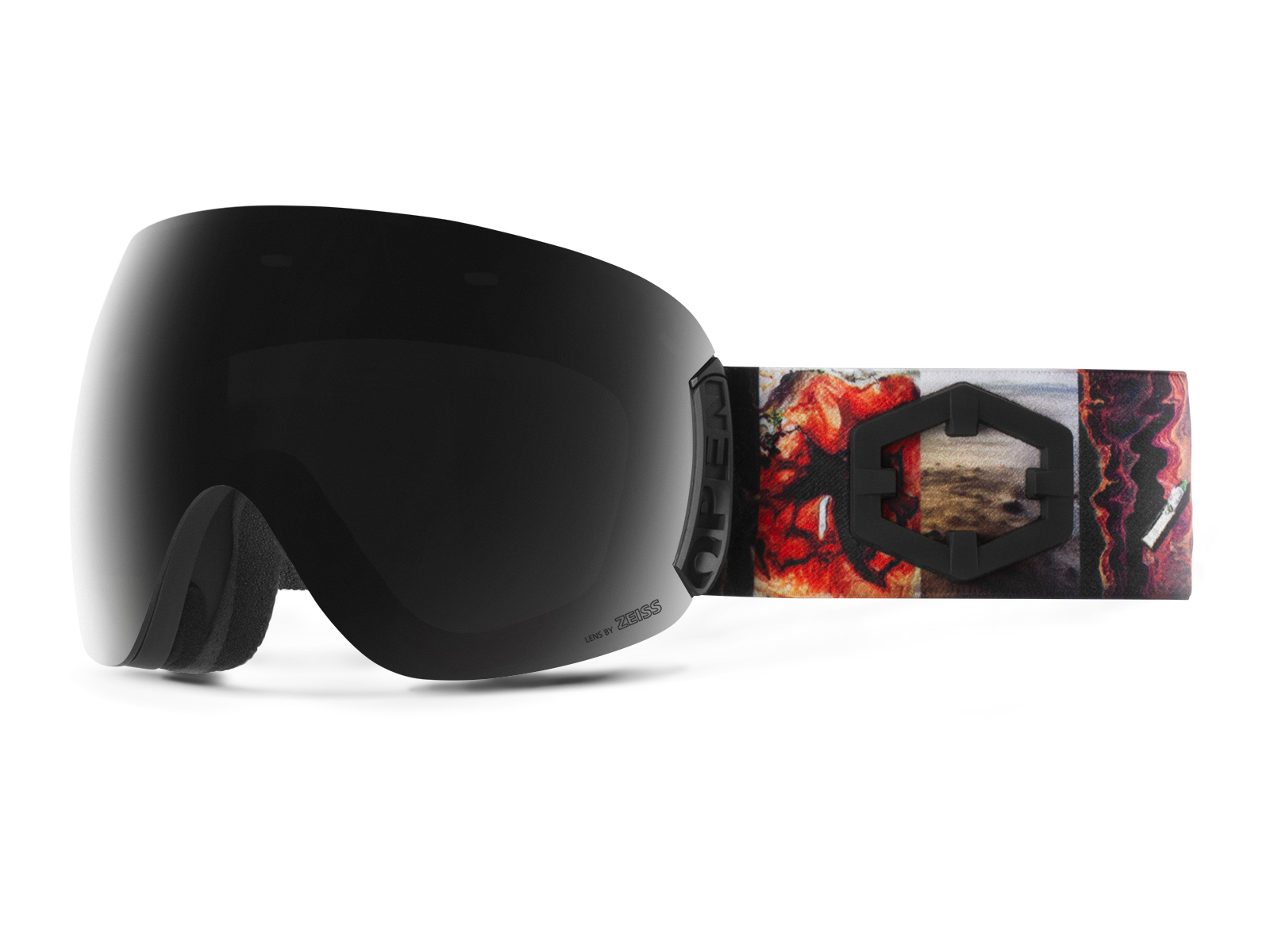 OPEN PROGRESS SMOKE GOGGLE