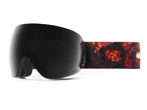 OPEN LEAF SMOKE GOGGLE