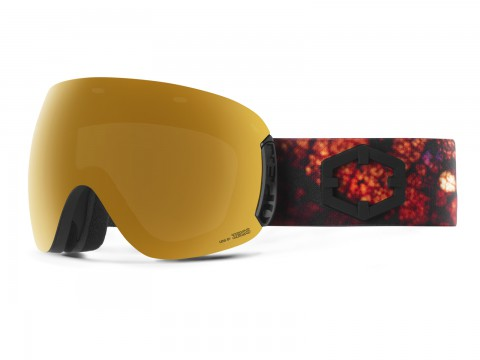 OPEN LEAF GOLD24 MCI GOGGLE