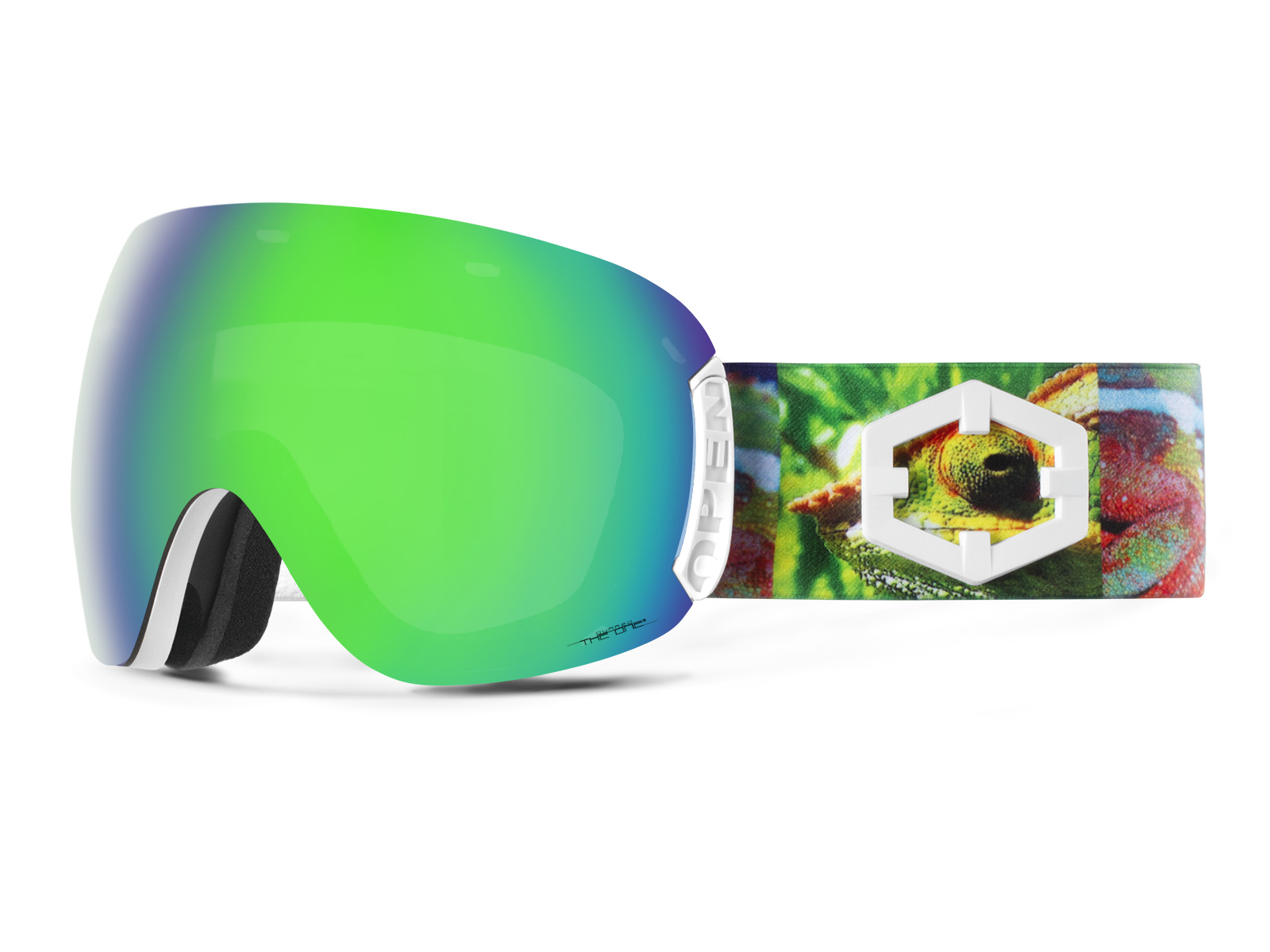 OPEN CHAMELEON THE ONE QUARZO GOGGLE