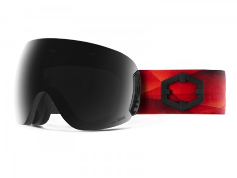 OPEN TRIANGLE SMOKE GOGGLE