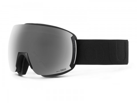 EARTH BLACK SILVER GOGGLE