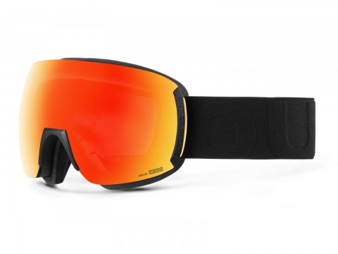 EARTH BLACK RED MCI GOGGLE