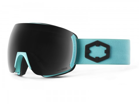 EARTH TURQUOISE SMOKE GOGGLE