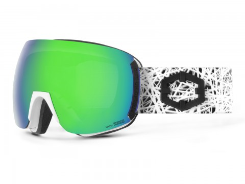 EARTH WEB GREEN MCI GOGGLE