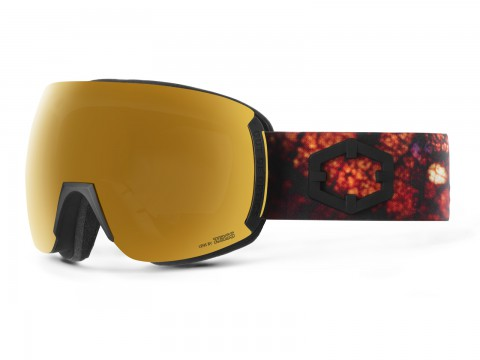 EARTH LEAF GOLD24 MCI GOGGLE