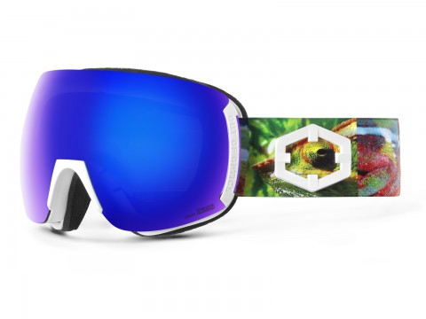 EARTH CHAMELEON BLUE MCI GOGGLE