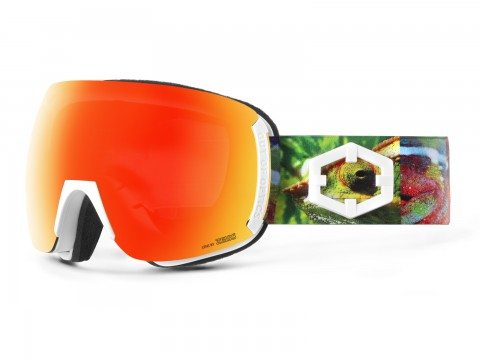 EARTH CHAMELEON RED MCI GOGGLE
