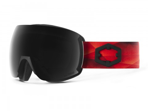 EARTH TRIANGLE SMOKE GOGGLE