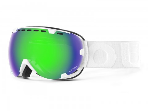 EYES WHITE THE ONE QUARZO GOGGLE