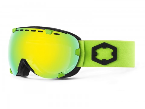 EYES GREEN GOLD MCI GOGGLE