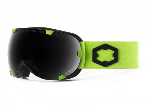 EYES GREEN SMOKE GOGGLE