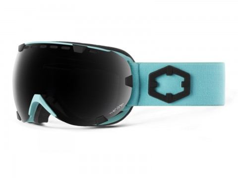 EYES TURQUOISE THE ONE NERO GOGGLE