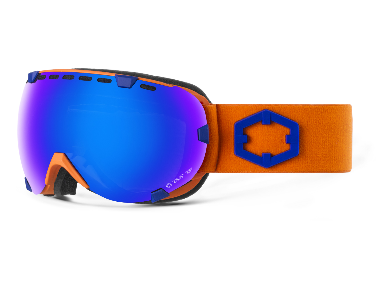 EYES BLUE ORANGE BLUE MCI GOGGLE
