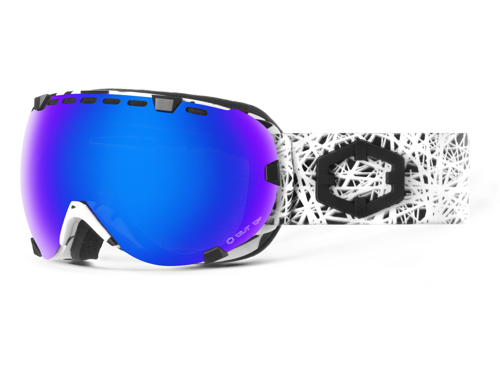 EYES WEB BLUE MCI GOGGLE