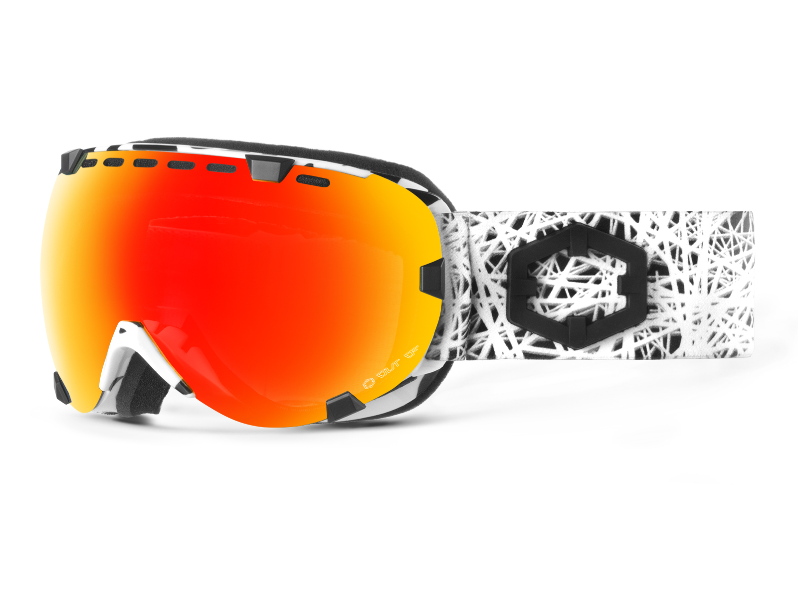 EYES WEB RED MCI GOGGLE