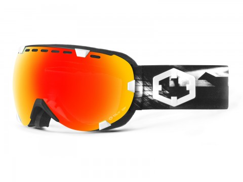 EYES SKATE RED MCI GOGGLE