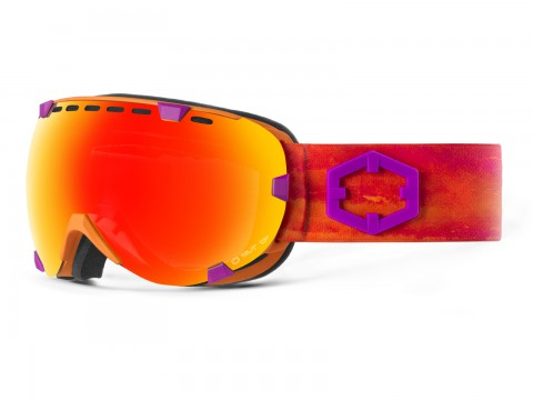 EYES MIST RED MCI GOGGLE