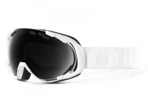 MASCHERA EDGE WHITE THE ONE NERO