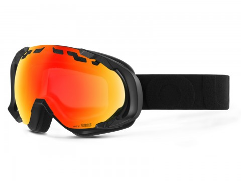 EDGE BLACK RED MCI GOGGLE