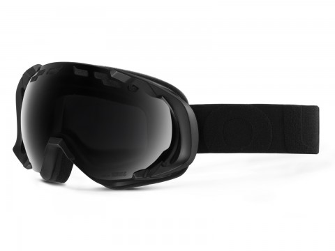 EDGE BLACK SMOKE GOGGLE
