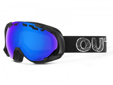 EDGE BLACKBOARD BLUE MCI GOGGLE