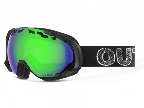EDGE BLACKBOARD GREEN MCI GOGGLE