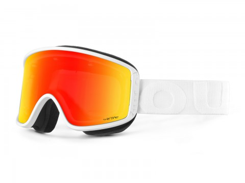 SHIFT WHITE THE ONE FUOCO GOGGLE